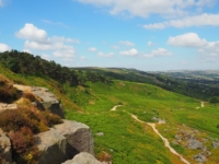 Another view from Ilkley Crag