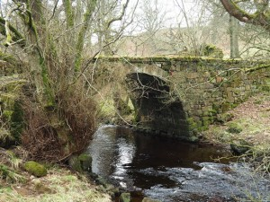 The bridge over Pott Beck