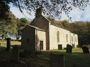 St Oswald's Church, Thornton Steward