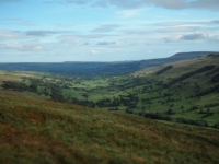 A closer view of Bishopdale