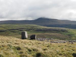 Approaching the Cheese Press Stone