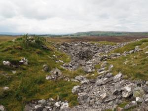 The large burial cairn of Raiset Pike