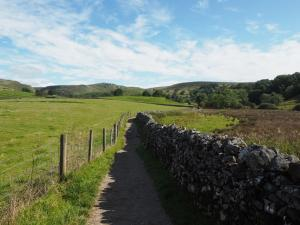 The path to Gordale