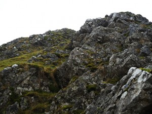 The rocks of Birkett Knott