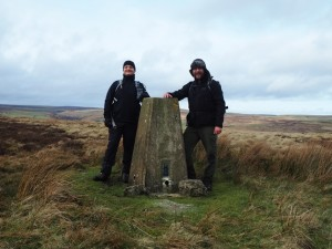 By the Teflit Moor Trig