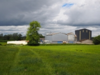Approaching the large animal feed mill