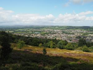 A view of Otley