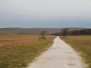 The track leading to Malham Tarn from Street Gate
