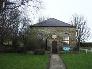 The Wesleyan Chapel in Carlton