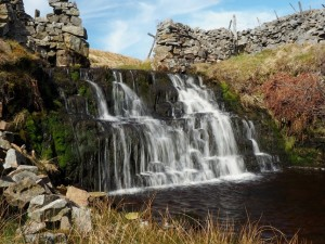 Another waterfall in Foxup Beck