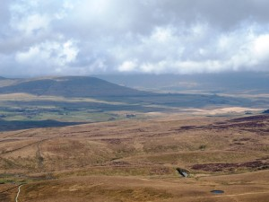 Park Fell and the Pennine Way
