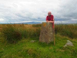 By the Hunter Bark Trig Point