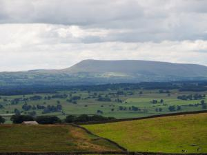Pendle Hill from Hunter Bark