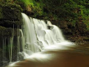 One of the lower waterfalls of Scaleber Force