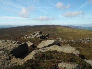 Barden Fell from Great Pock Stones