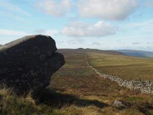 Another view of Barden Fell from Great Pock Stones