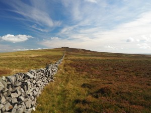 Looking back at Great Pock Stones