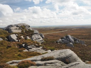 Another view of Lord's Seat