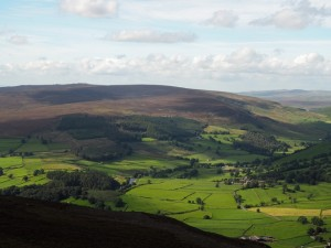 Thorpe Fell and Wharfedale