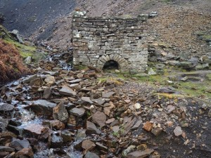 Kiln at the head of Slei Gill