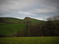 Our first view of Smearsett Scar