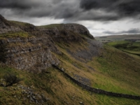Looking back at Smearsett Scar