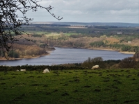 A lovely view of Swinsty Reservoir from Top Lane
