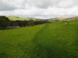 The path from Langcliffe