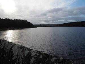 A final view of Swinsty Reservoir