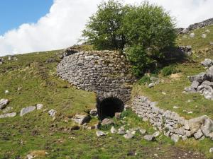 The kiln above Height Laithe