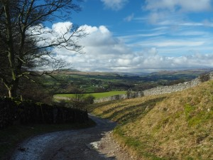 Wensleydale from Morpeth Gate
