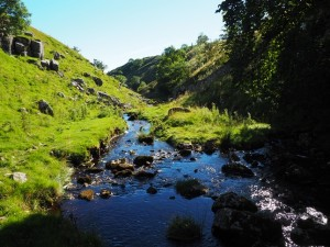 Above Trollers Gill