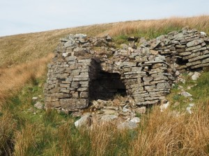 A rather sorry looking limekiln