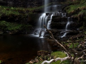 The lower part of Uldale Force