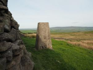 The Weets Top trig point