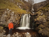 By the lower section of Disher Force