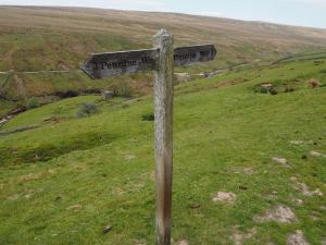 On the Pennine Way
