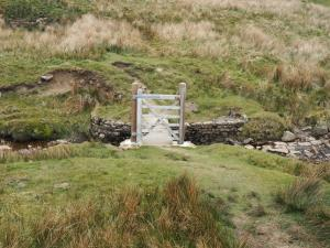 A rather pointless gate