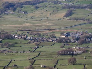 Hawes from Cavy Clints
