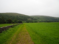 Following the Dales Way back to Buckden