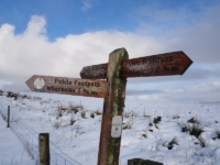 A left turn to Whernside