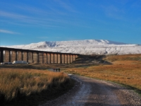 A last look back at Whernside