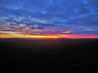 Sunrise over the Dales