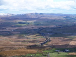 Ribblehead and Pen-y-ghent