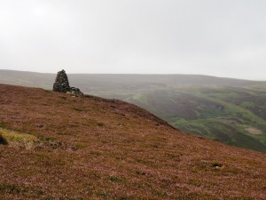 Approaching the Scar Brow Beacon