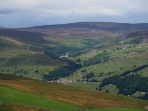 Gunnerside and Rogan's Seat