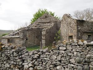 The ruin next to Souther Scales