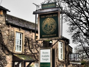 The Angel Inn, Hetton