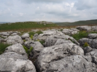 Limestone on Middle House Hill