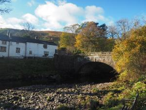 Hubberholme Bridge